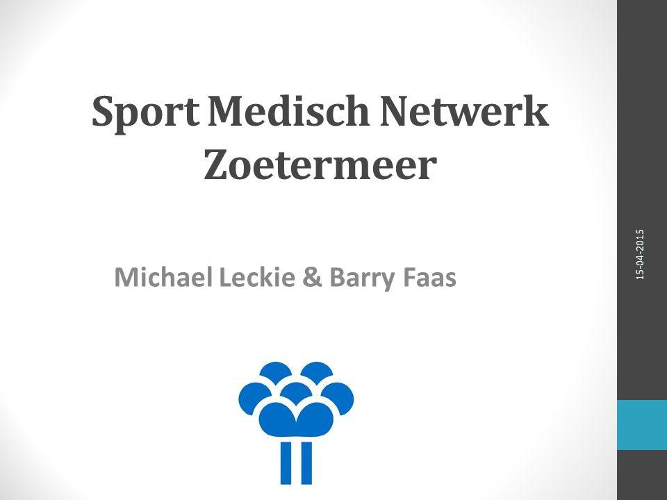 Sport Medisch Netwerk Zoetermeer