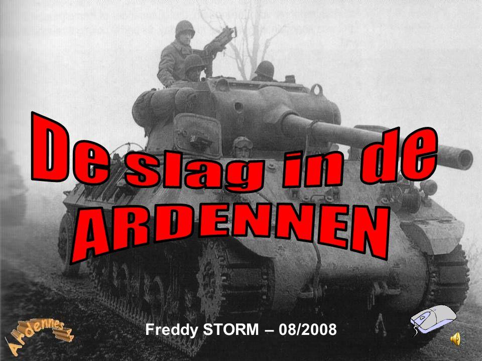 De slag in de ARDENNEN Freddy STORM – 08/2008
