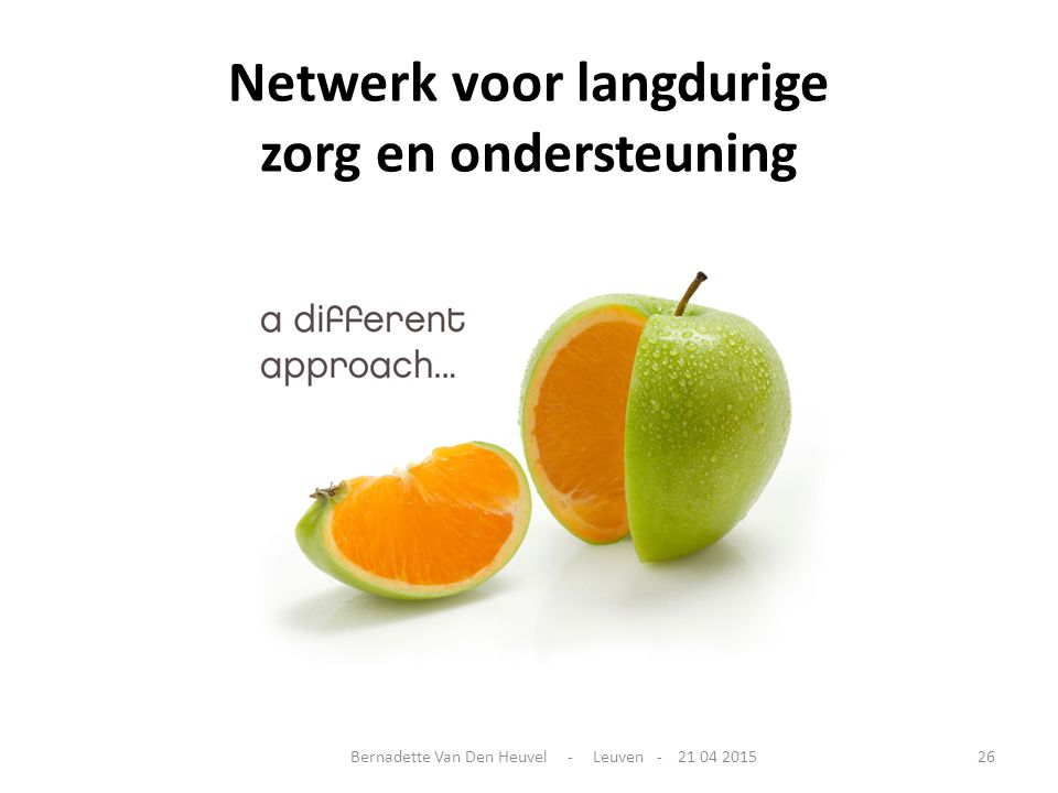 Netwerk voor langdurige zorg en ondersteuning