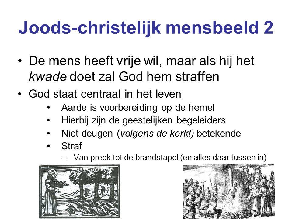 Joods-christelijk mensbeeld 2
