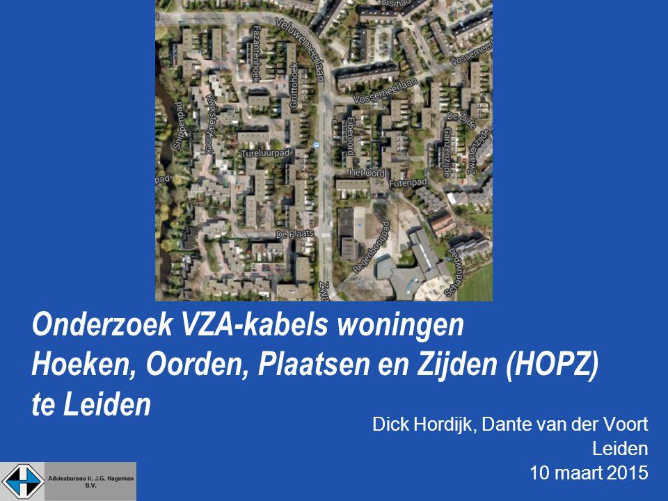 Dick Hordijk, Dante van der Voort Leiden 10 maart 2015