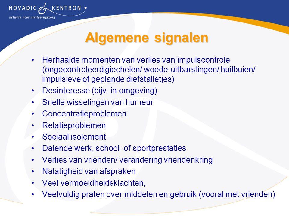 Algemene signalen