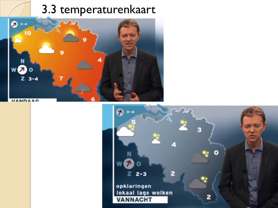 3.3 temperaturenkaart