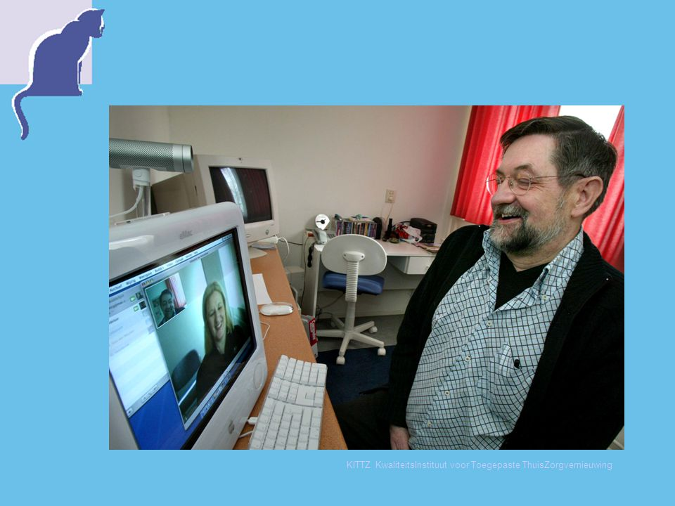 Videospreekuur KITTZ KwaliteitsInstituut voor Toegepaste ThuisZorgvernieuwing