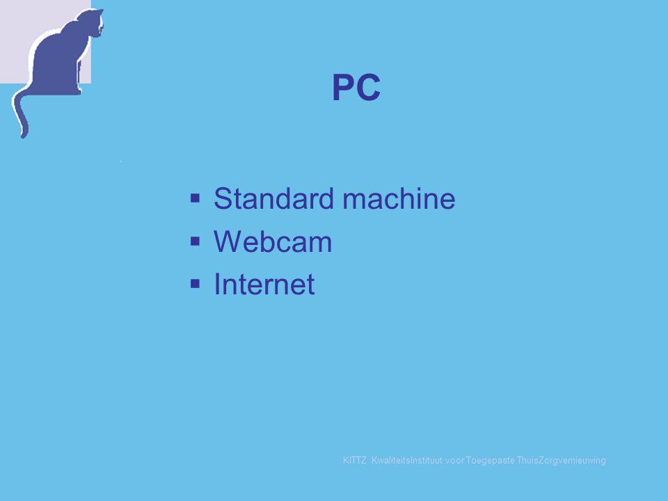 PC Standard machine Webcam Internet