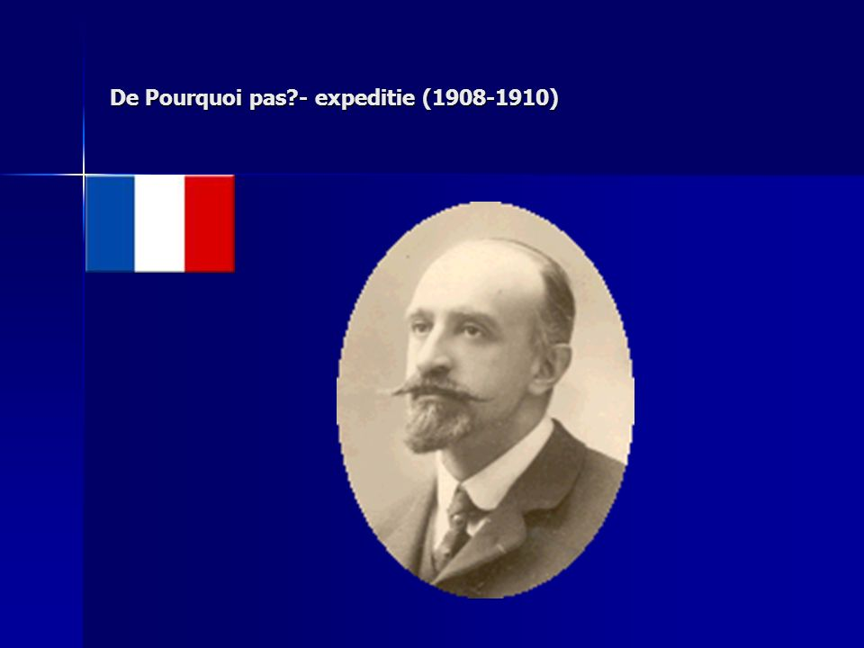 De Pourquoi pas - expeditie (1908-1910)