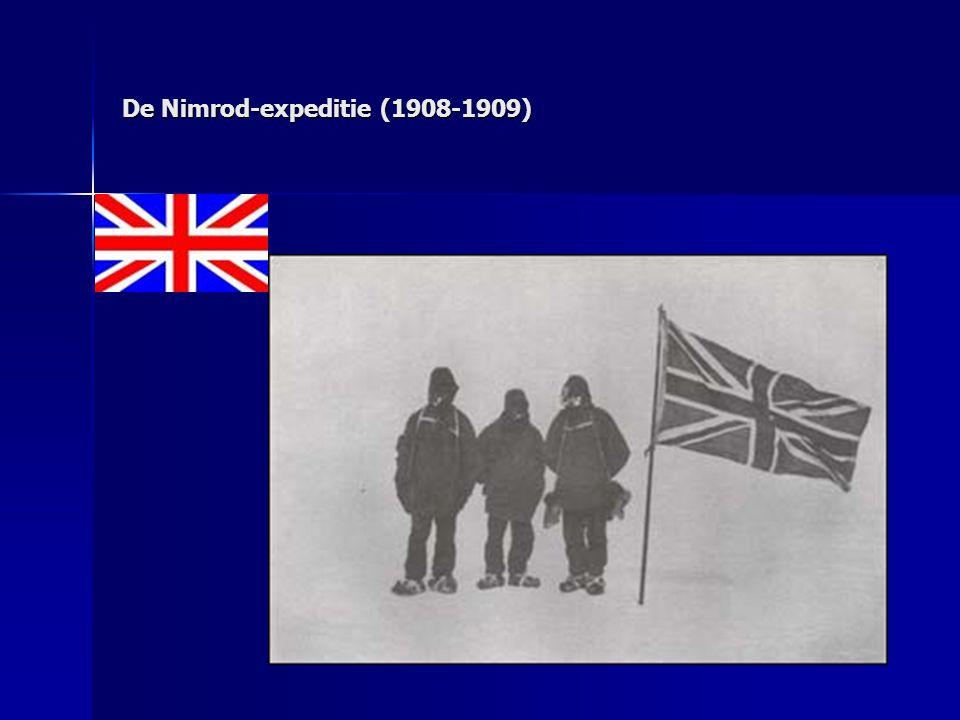 De Nimrod-expeditie (1908-1909)