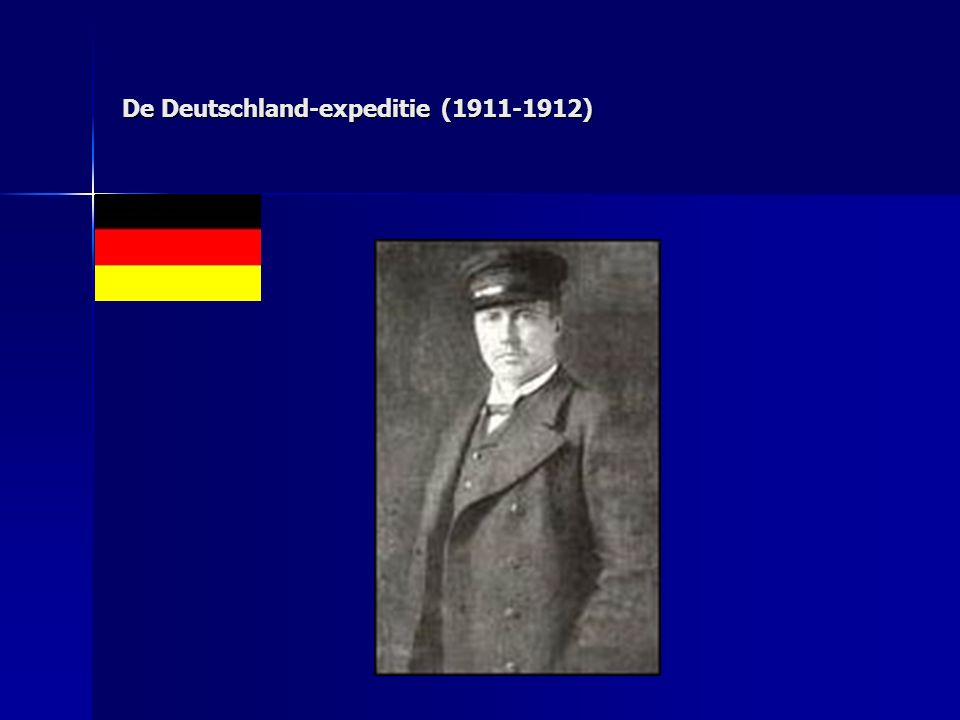 De Deutschland-expeditie ( )
