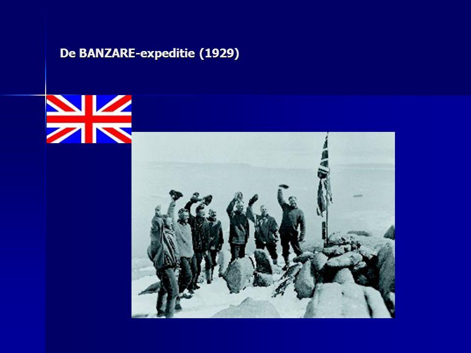 De BANZARE-expeditie (1929)