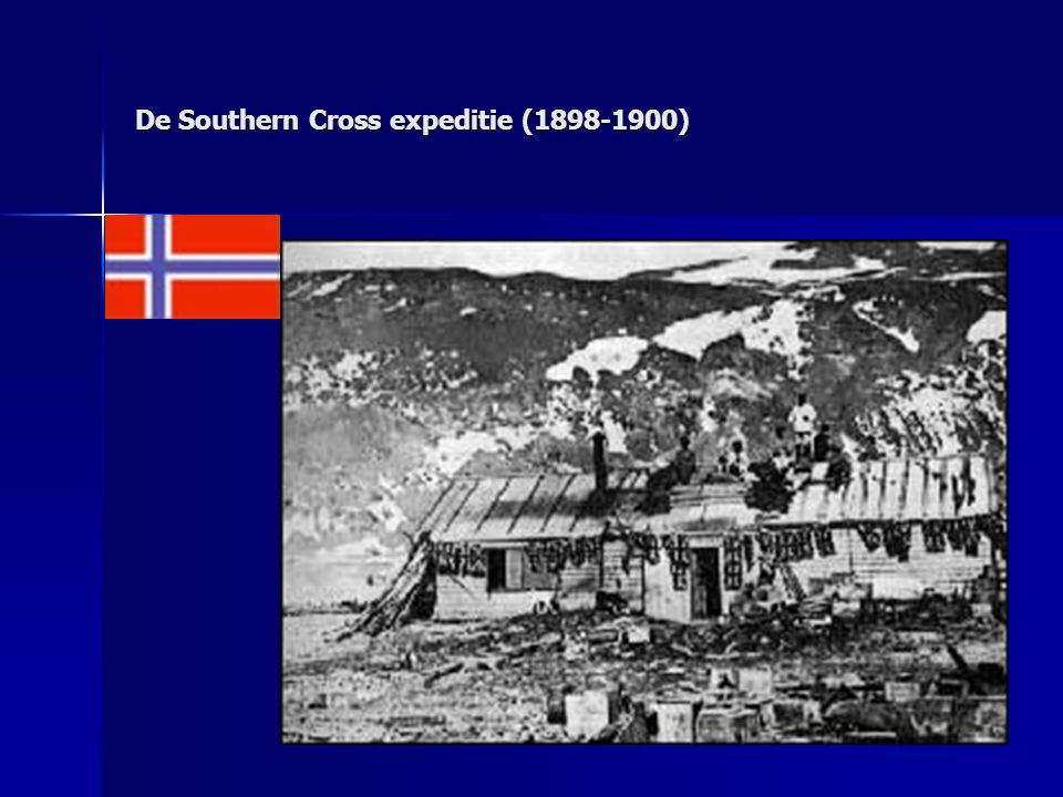 De Southern Cross expeditie ( )