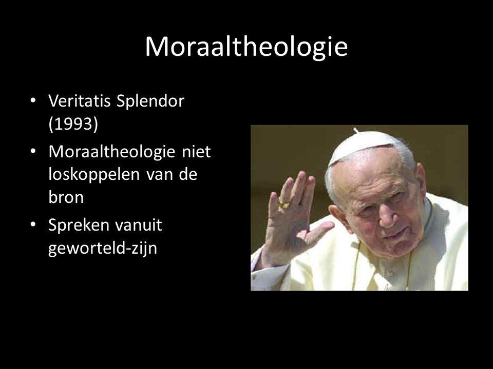 Moraaltheologie Veritatis Splendor (1993)