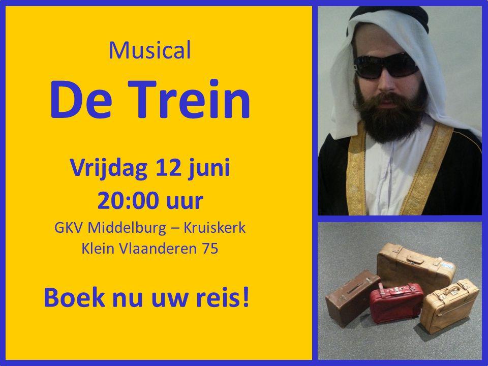 20:00 uur GKV Middelburg – Kruiskerk
