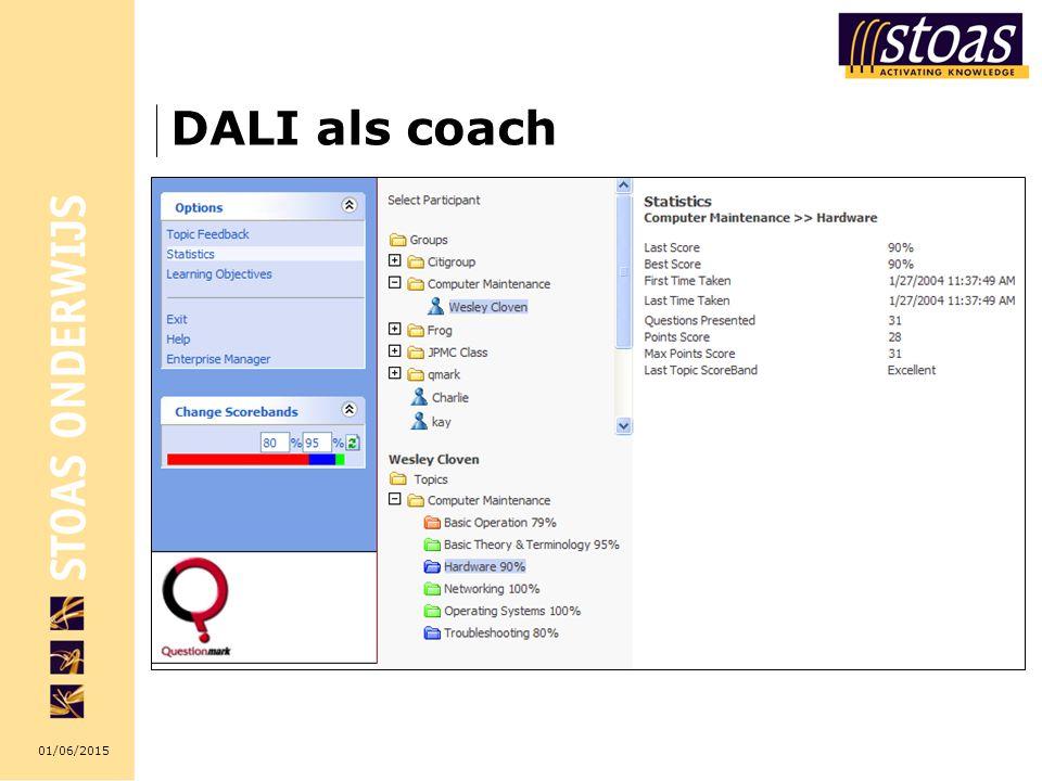 DALI als coach