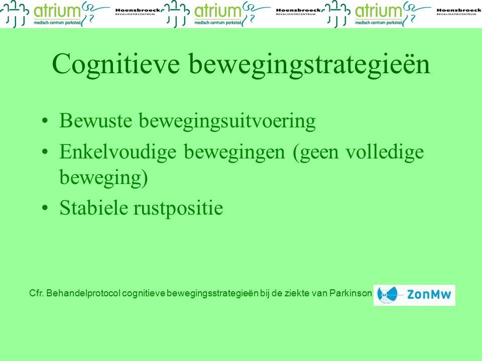 Cognitieve bewegingstrategieën