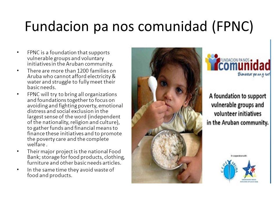 Fundacion pa nos comunidad (FPNC)