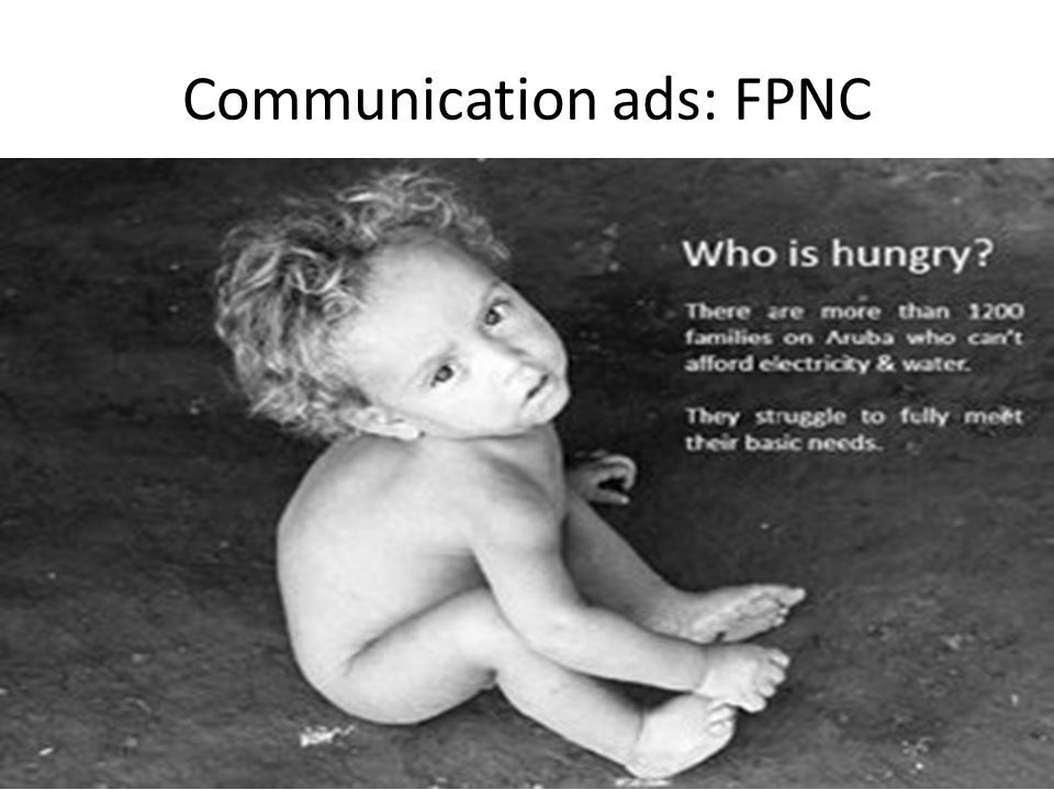Communication ads: FPNC