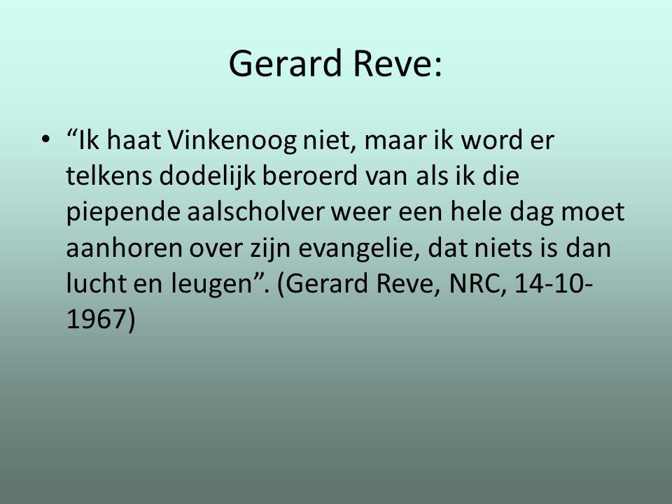 Gerard Reve: