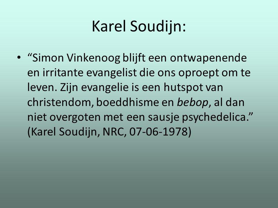 Karel Soudijn: