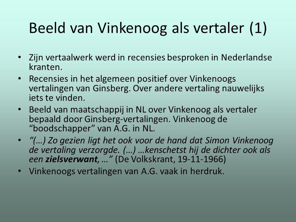 Beeld van Vinkenoog als vertaler (1)