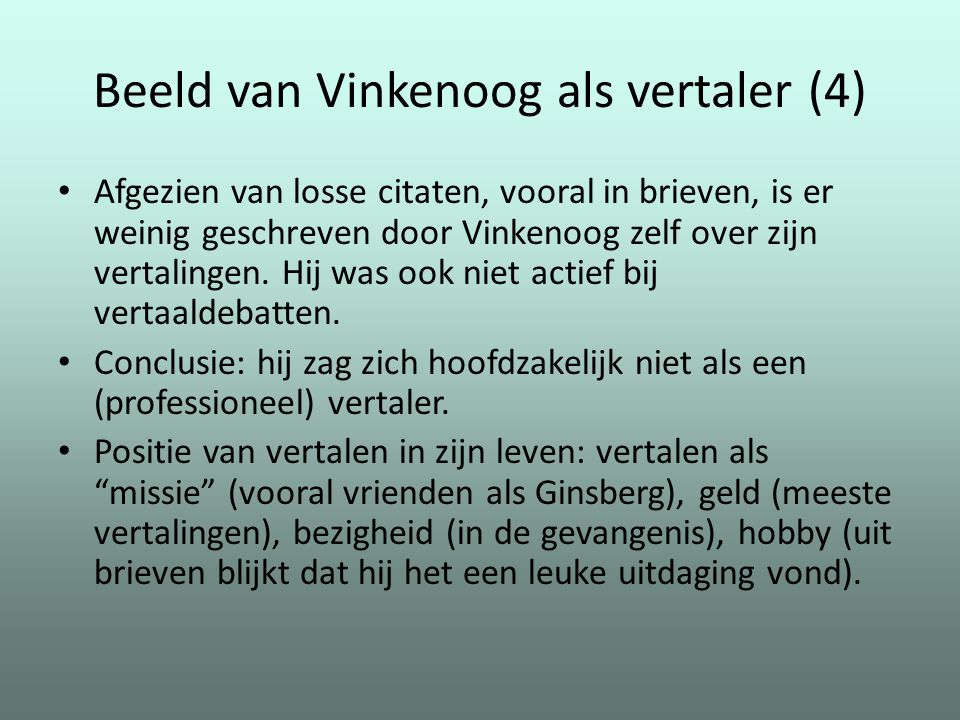 Beeld van Vinkenoog als vertaler (4)