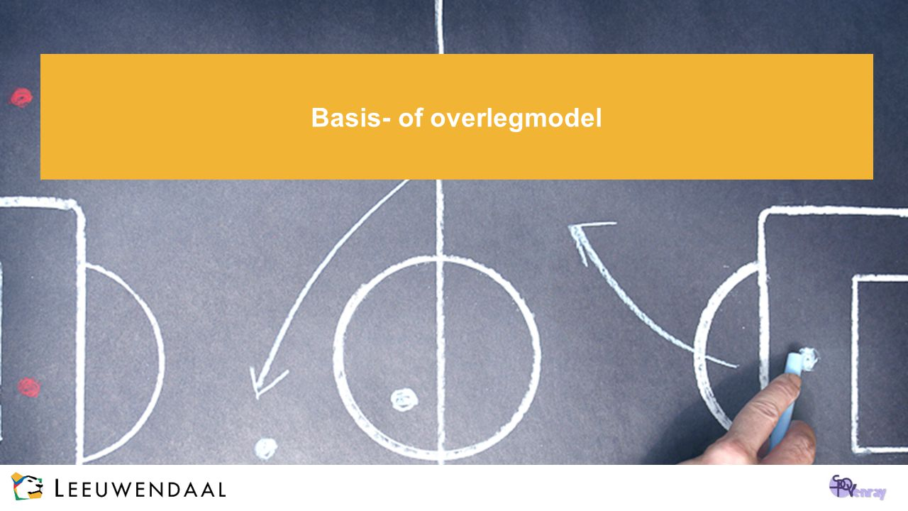 Basis- of overlegmodel