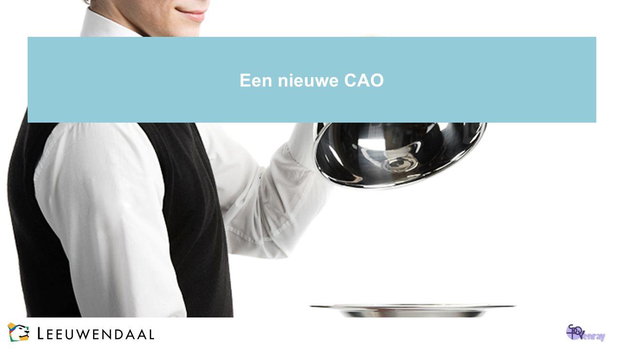 Een nieuwe CAO