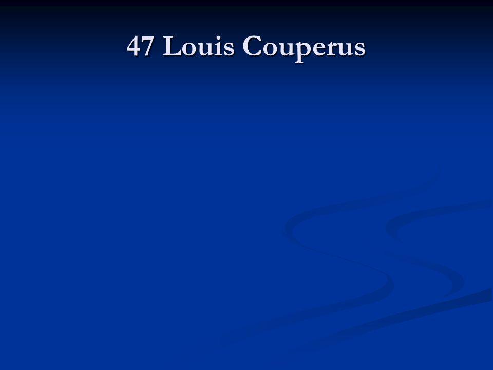 47 Louis Couperus