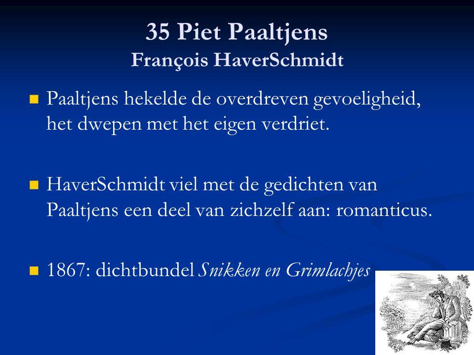 35 Piet Paaltjens François HaverSchmidt