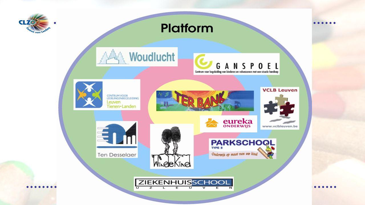 Zeer vlug werd dit idee een netoverschrijdend project van 11 scholen samen met het VCLB Leuven en het CLB GO! die hun specifieke expertise (elk vanuit hun type onderwijsvorm) ter beschikking willen stellen aan andere scholen voor gewoon en buitengewoon onderwijs.