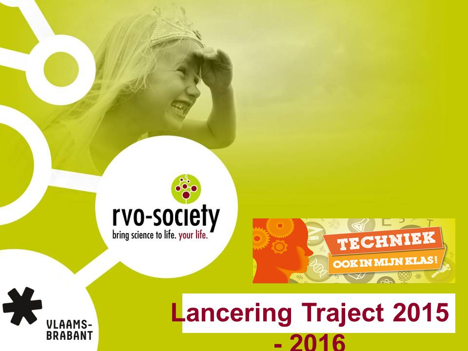 Lancering Traject 2015 - 2016