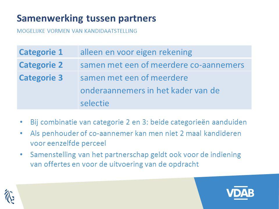Samenwerking tussen partners