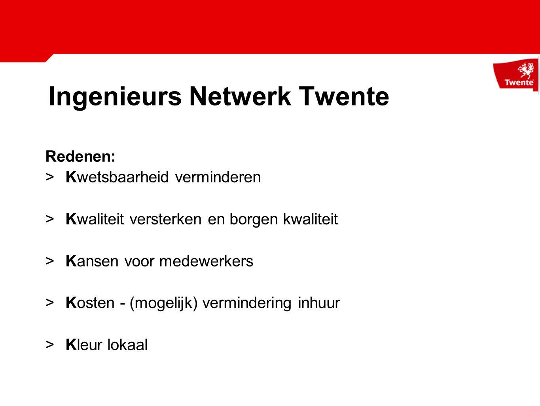 Ingenieurs Netwerk Twente