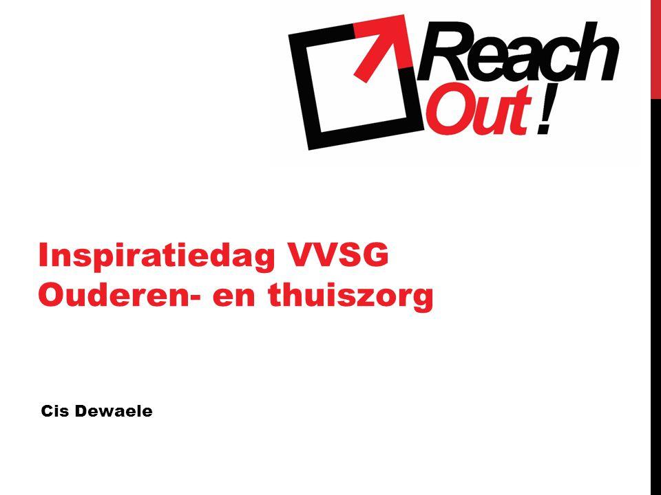 Inspiratiedag VVSG Ouderen- en thuiszorg