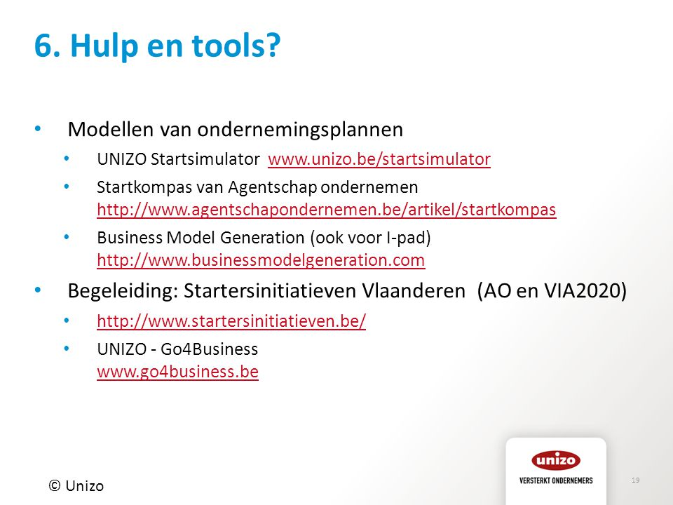 Ondernemingsplan, businessplan