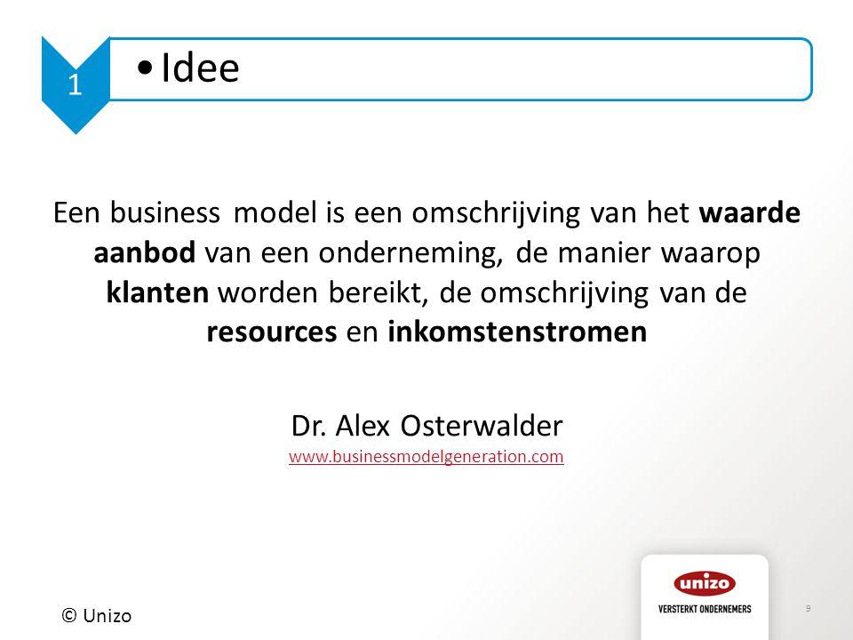 Dr. Alex Osterwalder www.businessmodelgeneration.com