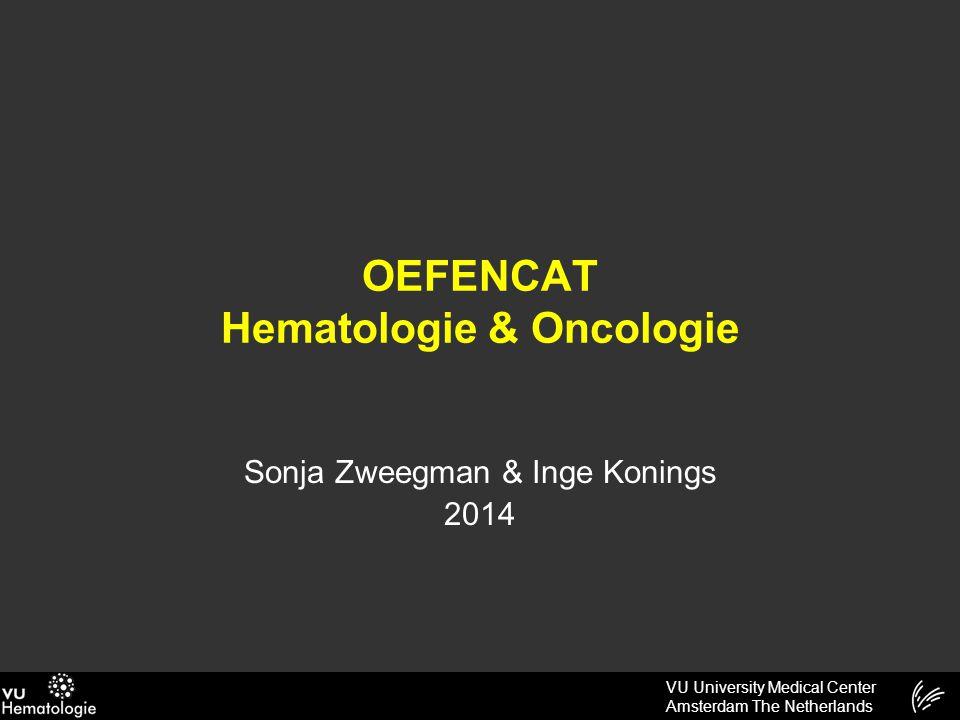 OEFENCAT Hematologie & Oncologie