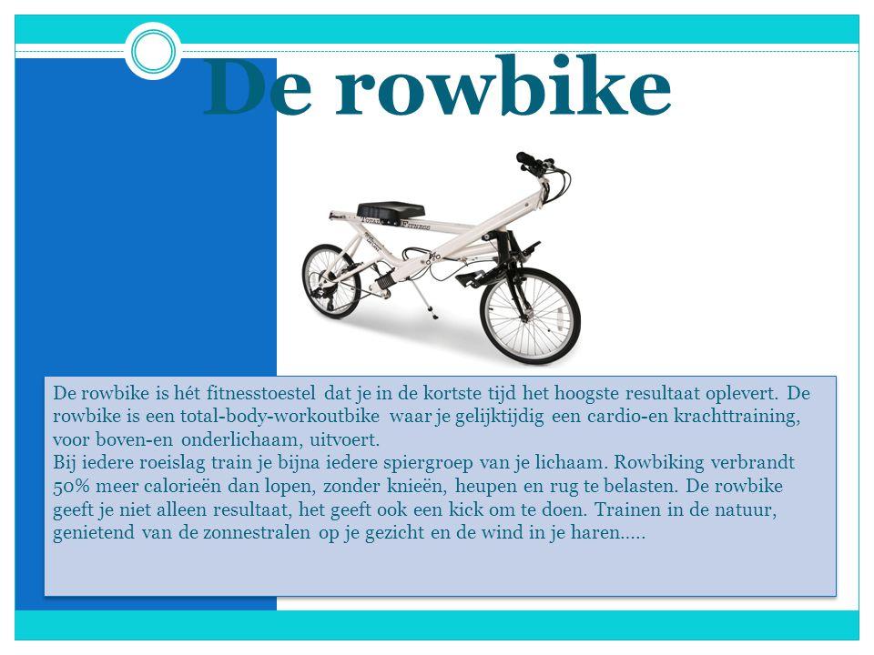 De rowbike