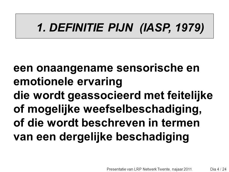 Presentatie van LRP Netwerk Twente, najaar 2011.