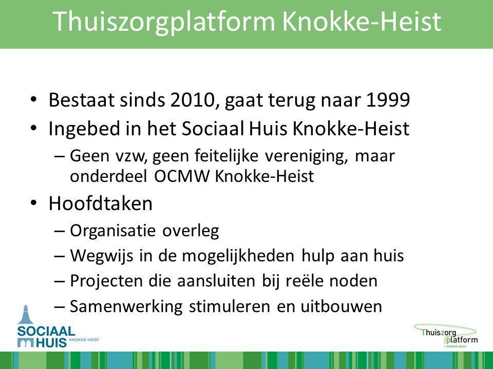 Thuiszorgplatform Knokke-Heist
