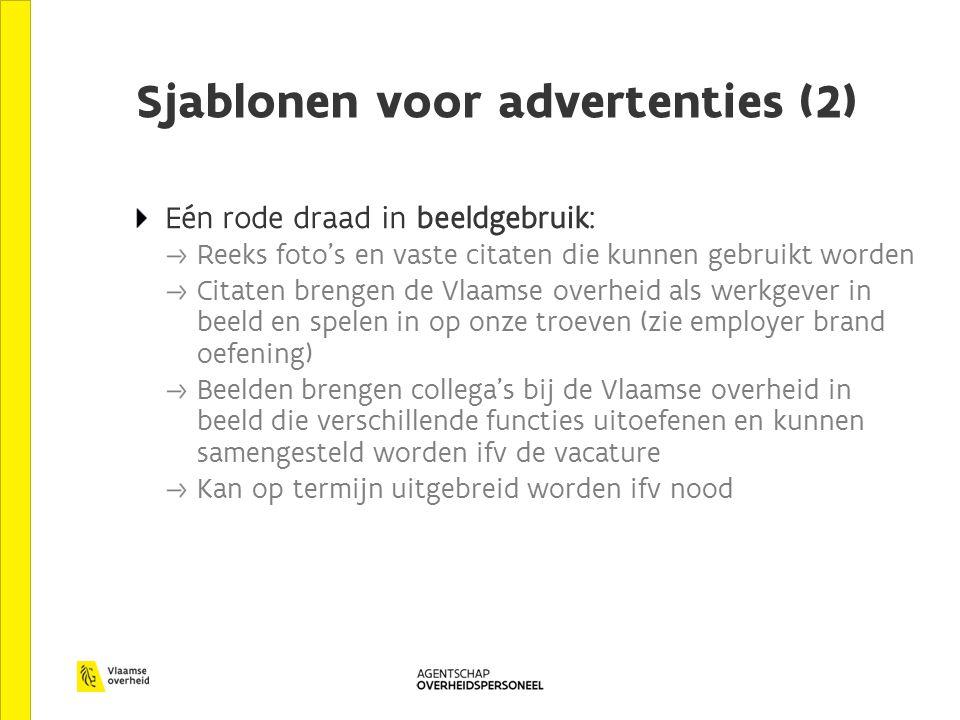 Sjablonen voor advertenties (2)