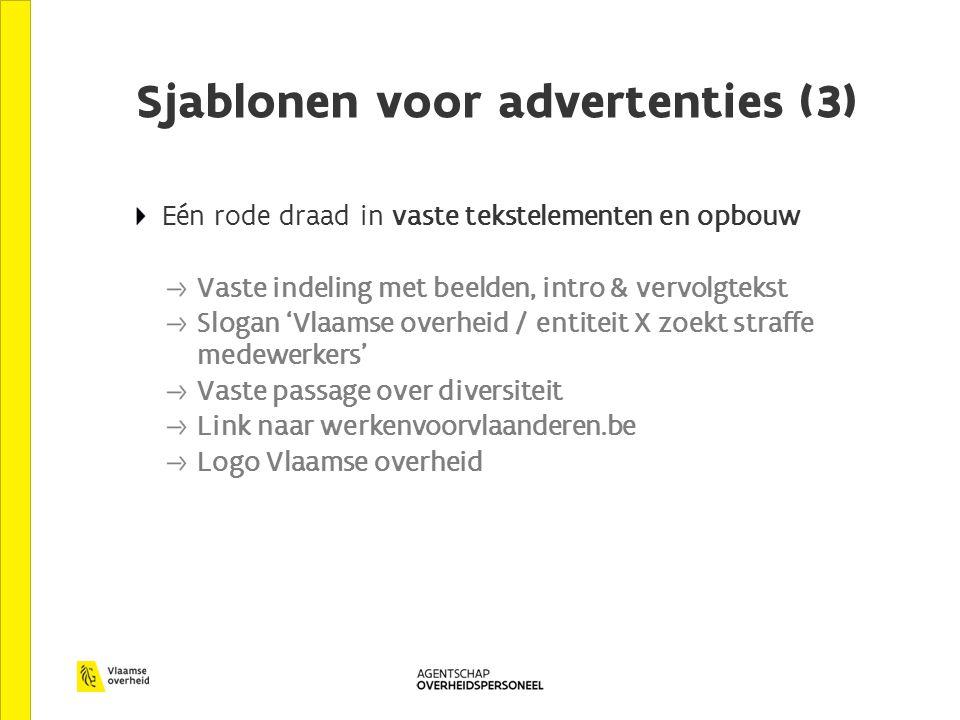 Sjablonen voor advertenties (3)