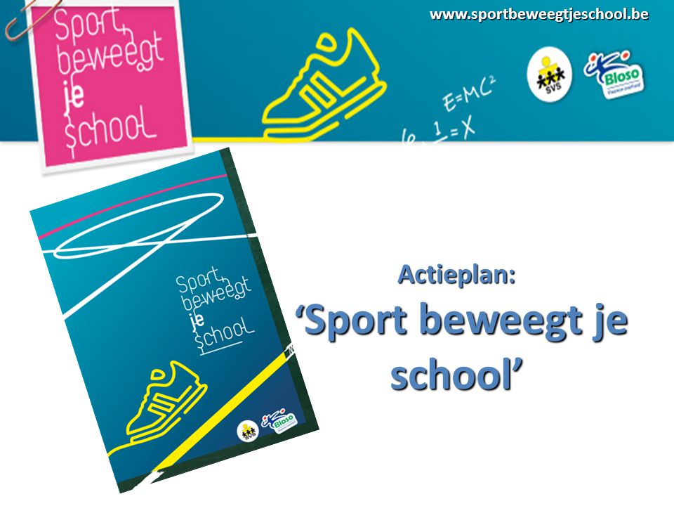 'Sport beweegt je school'