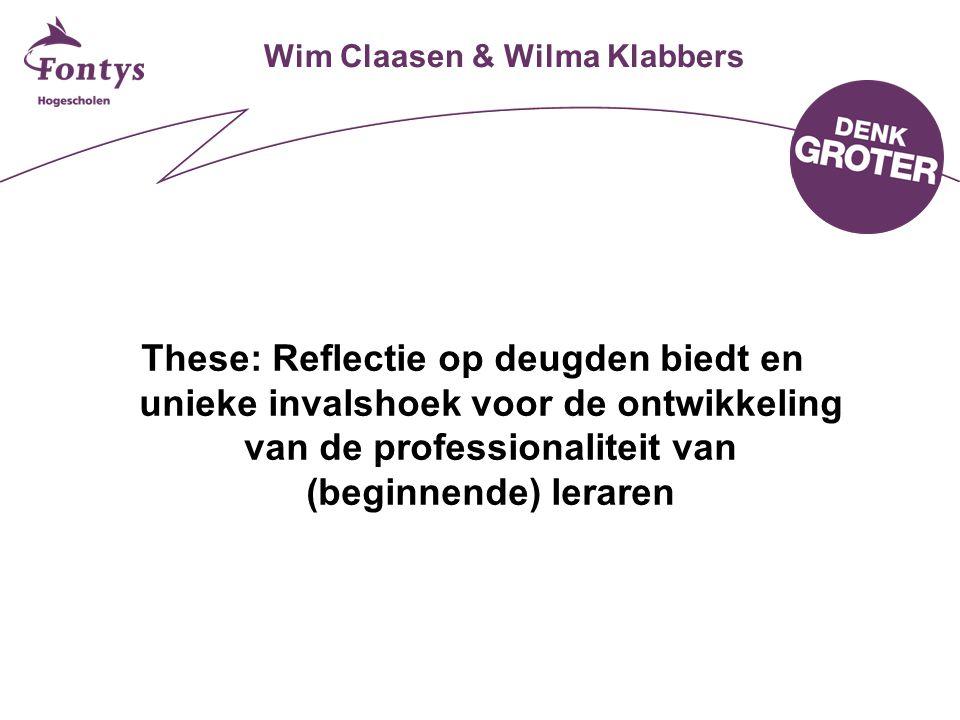 Wim Claasen & Wilma Klabbers