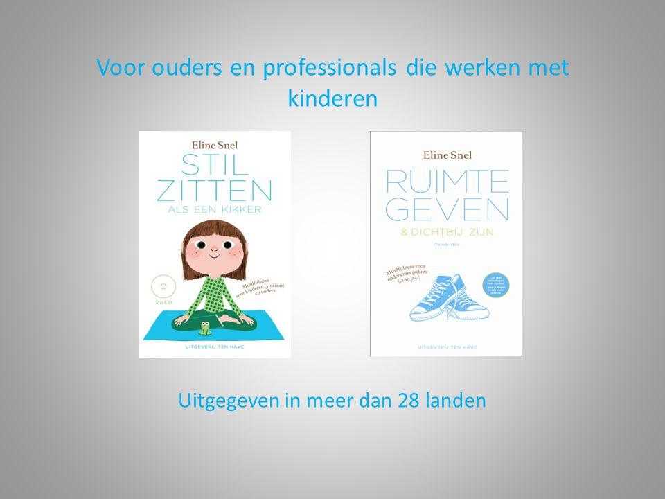 Voor ouders en professionals die werken met kinderen