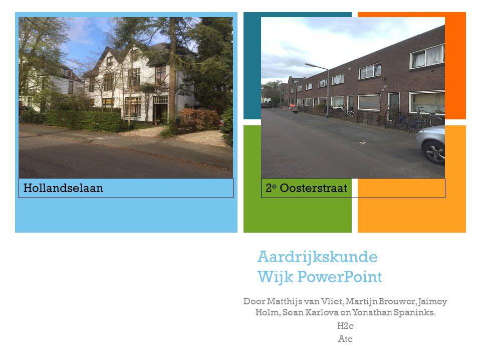 Aardrijkskunde Wijk PowerPoint