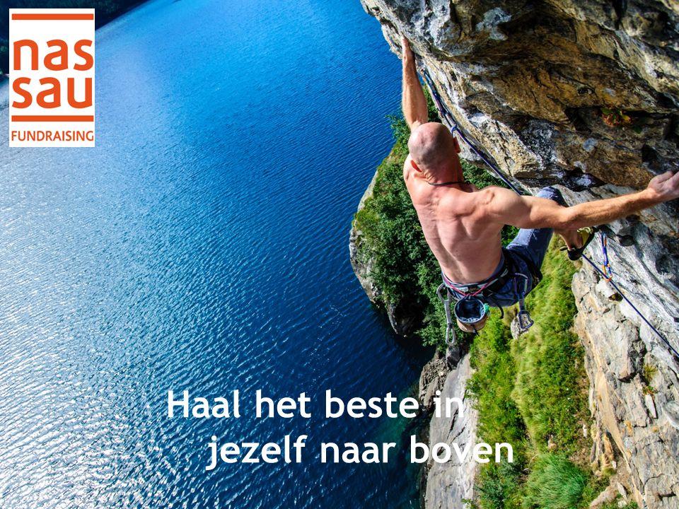 Haal het beste in jezelf naar boven Haal het beste in jezelf naar boven