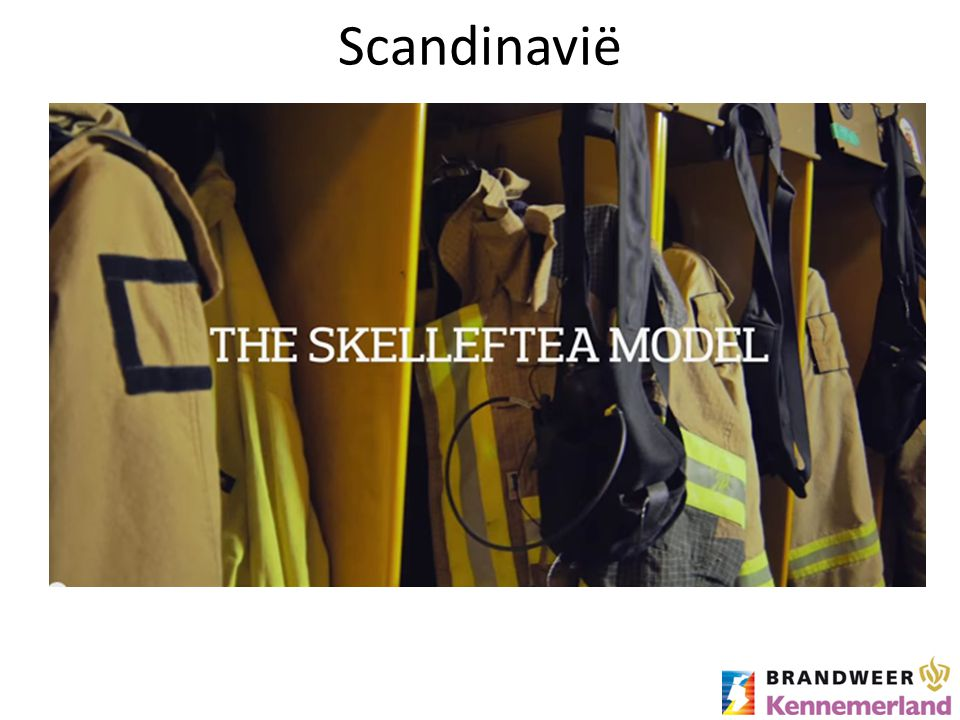 Scandinavië Film over hygiënisch werken bij de Zweedse brandweer, deze zijn al 10 jaar verder! (gaat om de bewustwording)