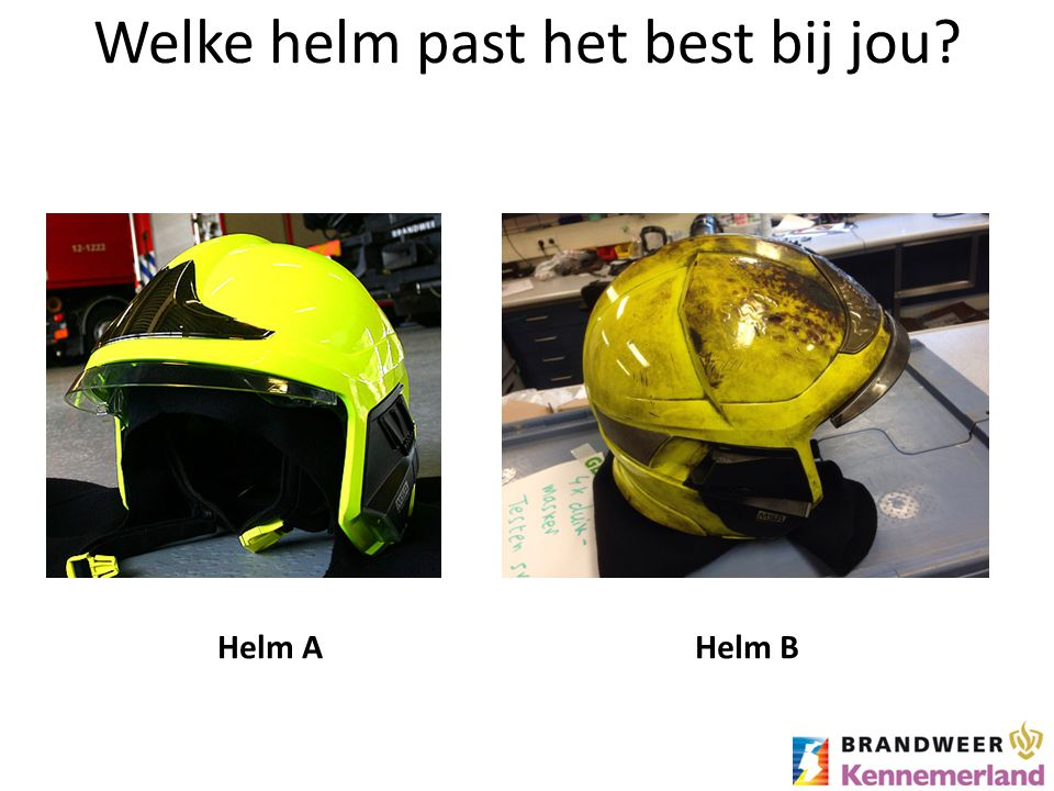 Welke helm past het best bij jou
