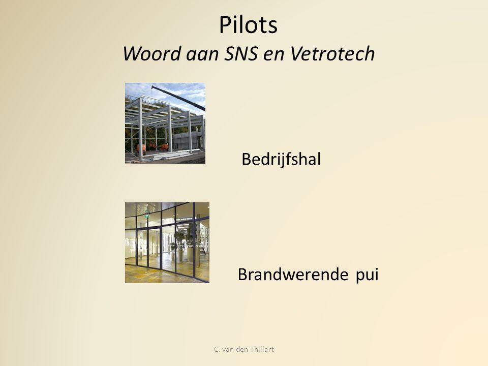 Pilots Woord aan SNS en Vetrotech
