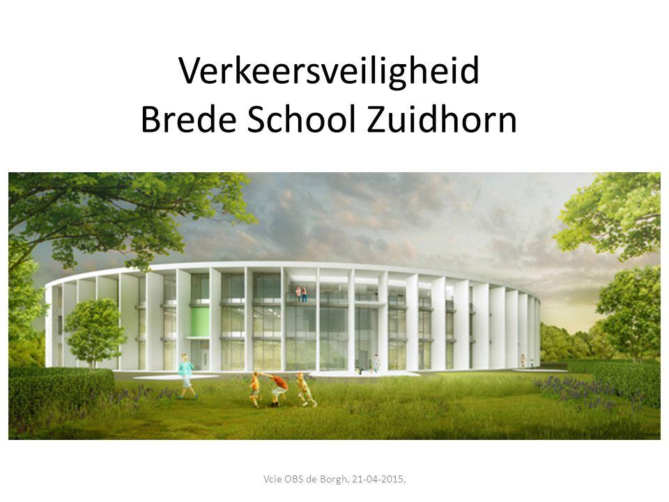 Verkeersveiligheid Brede School Zuidhorn